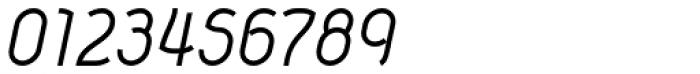Aeolus Pro Light Italic Font OTHER CHARS