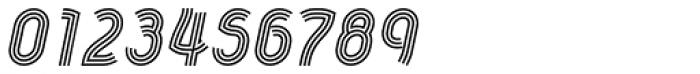 Aeolus Pro Tribe Italic Font OTHER CHARS