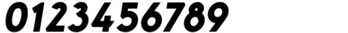 Aeonian Black Italic Font OTHER CHARS
