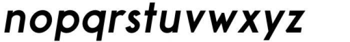 Aeonian Bold Italic Font LOWERCASE