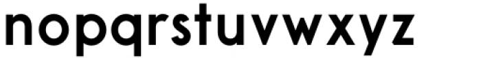 Aeonian Bold Font LOWERCASE