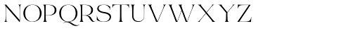 Aequitas Regular Font UPPERCASE