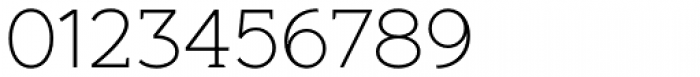Aeron Light Font OTHER CHARS