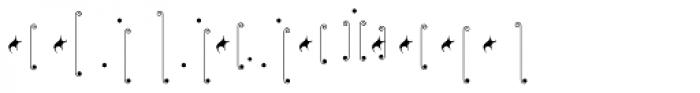 Aeronaut Parachute Font UPPERCASE