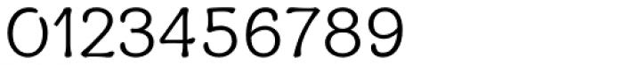 Aesthet Light Font OTHER CHARS