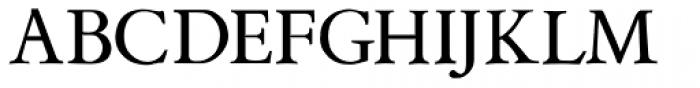 Aetna JY Newstyle 2 Medium Font UPPERCASE