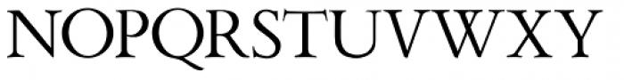Aetna JY Pro Roman Font UPPERCASE