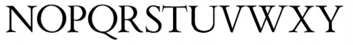 Aetna JY SCOSF Roman Font UPPERCASE
