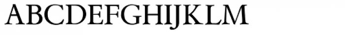 Aetna JY SCOSF Roman Font LOWERCASE