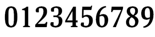 Aelita Medium Font OTHER CHARS