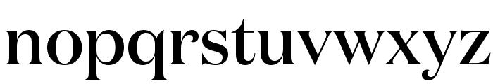 DomaineDisplay Medium Font LOWERCASE