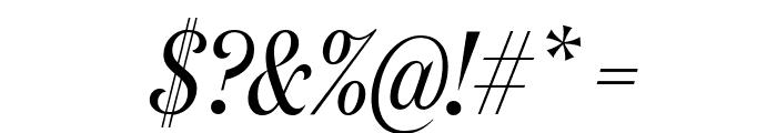 DomaineDisplayCondensed RegularItalic Font OTHER CHARS