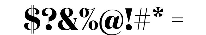 DomaineDisplayNarrow Bold Font OTHER CHARS