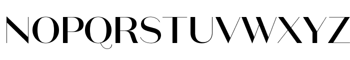 DomaineSansDisplay Medium Font UPPERCASE