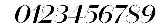 DomaineSansDisplay MediumItalic Font OTHER CHARS