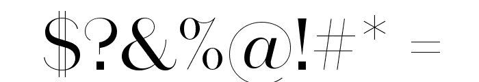 DomaineSansDisplay Regular Font OTHER CHARS