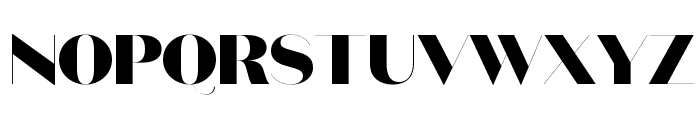 DomaineSansFine Black Font UPPERCASE