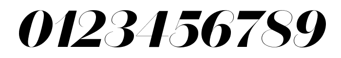DomaineSansFine BoldItalic Font OTHER CHARS