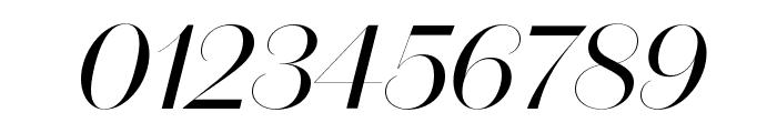 DomaineSansFine RegularItalic Font OTHER CHARS