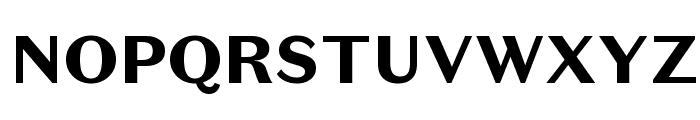 DomaineSansText Black Font UPPERCASE