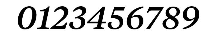 TiemposText MediumItalic Font OTHER CHARS