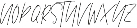 Affinity All Caps ttf (400) Font LOWERCASE