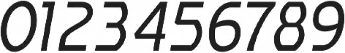 Affluent Italic otf (400) Font OTHER CHARS
