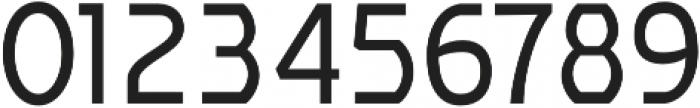 Affluent Regular otf (400) Font OTHER CHARS