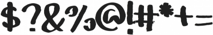 Afinity ttf (400) Font OTHER CHARS