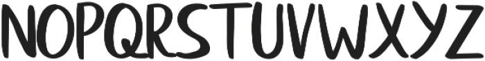 afanan ttf (400) Font UPPERCASE