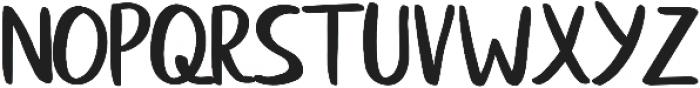 afanan ttf (400) Font LOWERCASE