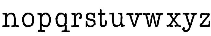 AFL Font pespaye nonmetric Font LOWERCASE