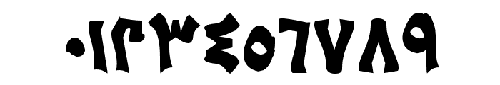Africa Font OTHER CHARS