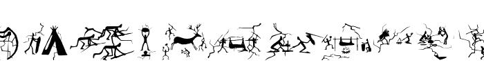 AfterLastWar Font LOWERCASE