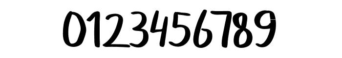 afanan Regular Font OTHER CHARS