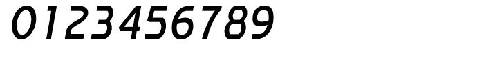 Affluent Semi Bold Italic Font OTHER CHARS