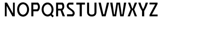 Affluent Semi Bold Font UPPERCASE