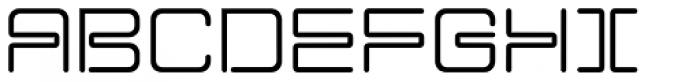 AF Angel Regular Font UPPERCASE
