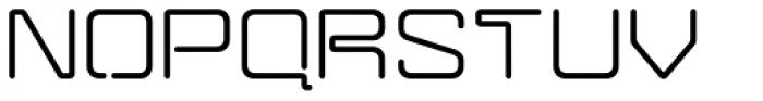 AF Angel Regular Font LOWERCASE