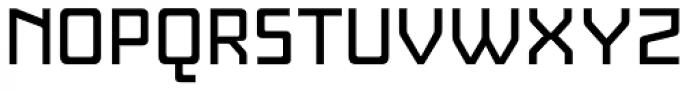 AF Generation AzA Medium Font UPPERCASE