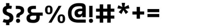 AF Generation Z SemiBold Font OTHER CHARS