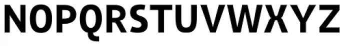 AF Generation Z SemiBold Font UPPERCASE