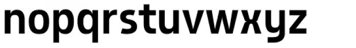 AF Generation Z SemiBold Font LOWERCASE