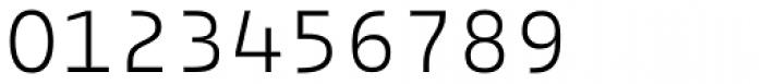 AF Generation Z SemiLight Font OTHER CHARS