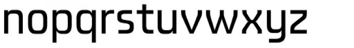 AF Generation ZaZ Medium Font LOWERCASE