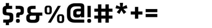 AF Generation ZaZ SemiBold Font OTHER CHARS