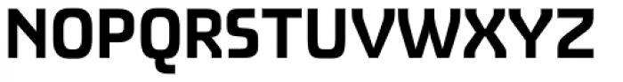 AF Generation ZaZ SemiBold Font UPPERCASE