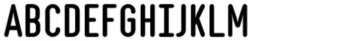 AF Module Classic OT Bold Font UPPERCASE