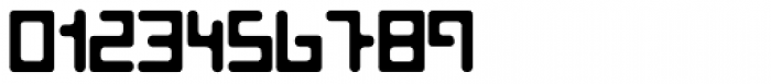 AF Nitro Riton Light Font OTHER CHARS