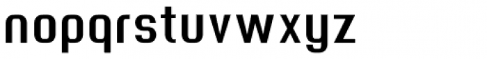 AF Spin Bold Font LOWERCASE